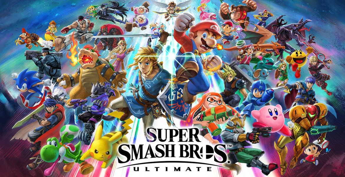 Super Smash Bros. Ultimate Turnier
